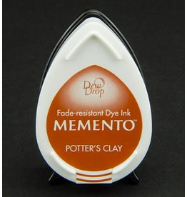 Memento Dew Drop Memento Dew Drop inktkussen Potter's Clay