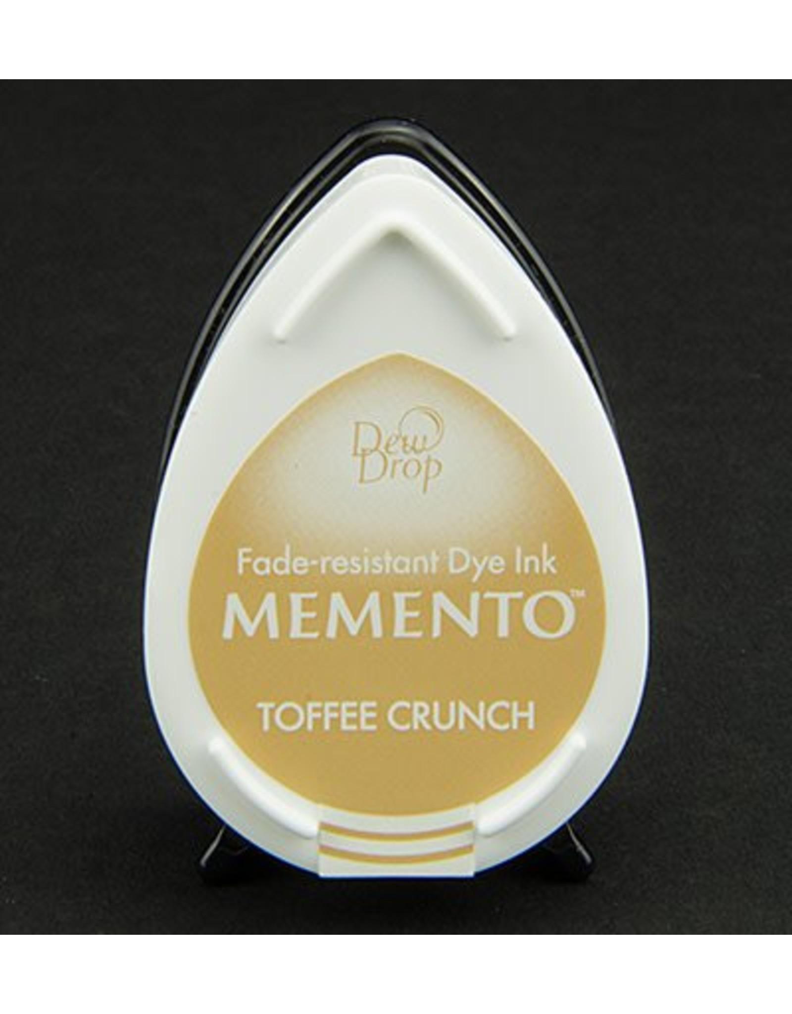 Memento Dew Drop Memento Dew Drop inktkussen Toffee Crunch