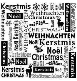 Nellie's Choice Nellie's Choice Emb.folder Multi Language tekst Kerstmis