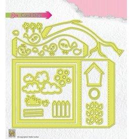 Nellie's Choice Nellies Choice Box card die