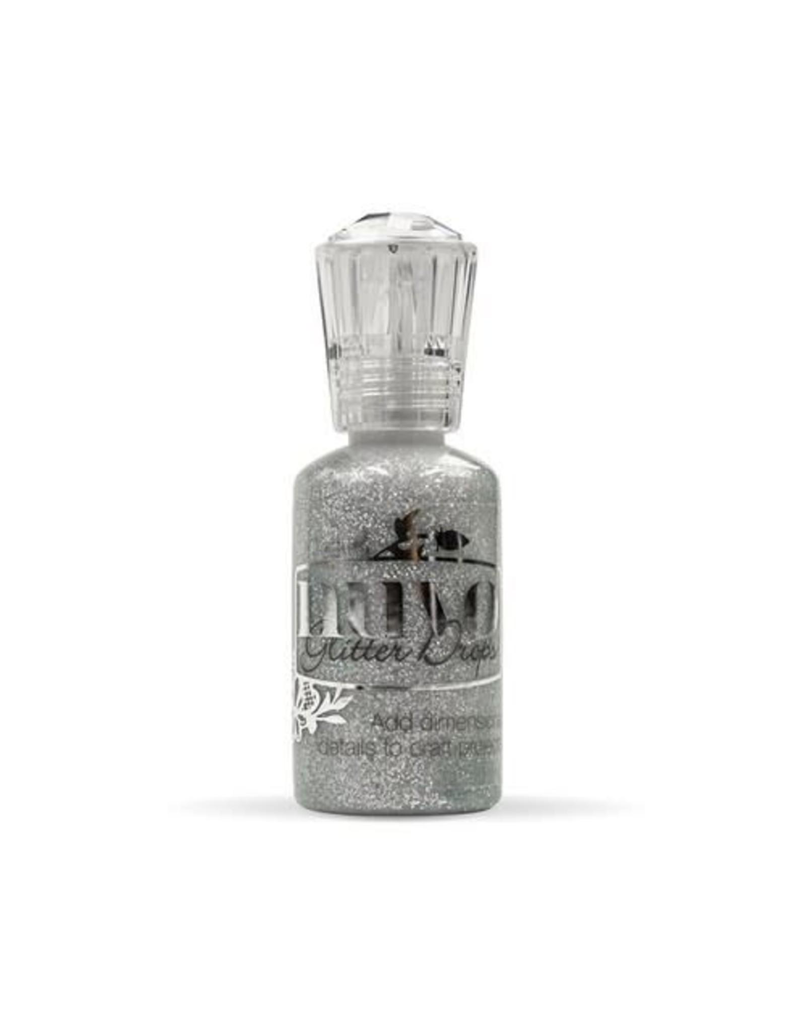 Nuvo by tonic nuvo glitter drops- silvermoondust 756N