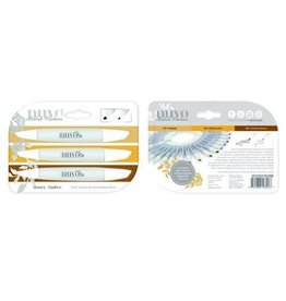 Nuvo Pen Nuvo Pen collection - honey amber
