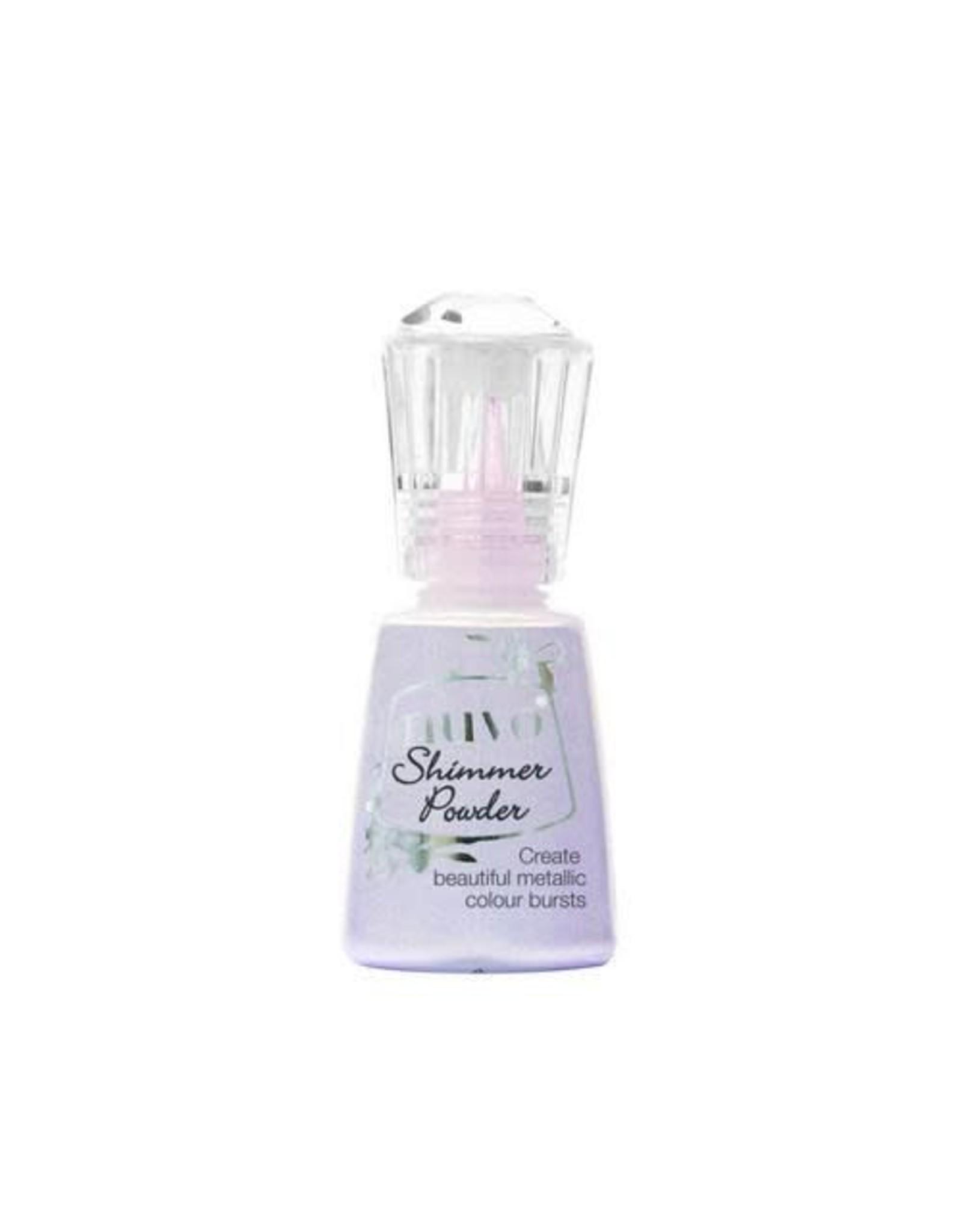 Nuvo Shimmer Nuvo Shimmer powder - violet brocade