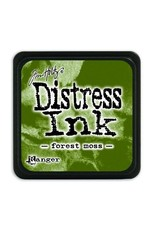 Ranger Distress Ink Pad Ranger Distress Mini Ink pad - forest moss