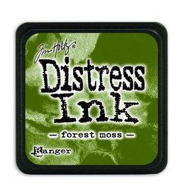 Ranger Distress Ink Pad Ranger Distress Mini Ink pad - forest moss