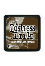 Ranger Distress Ink Pad Ranger Distress Mini Ink pad - walnut stain