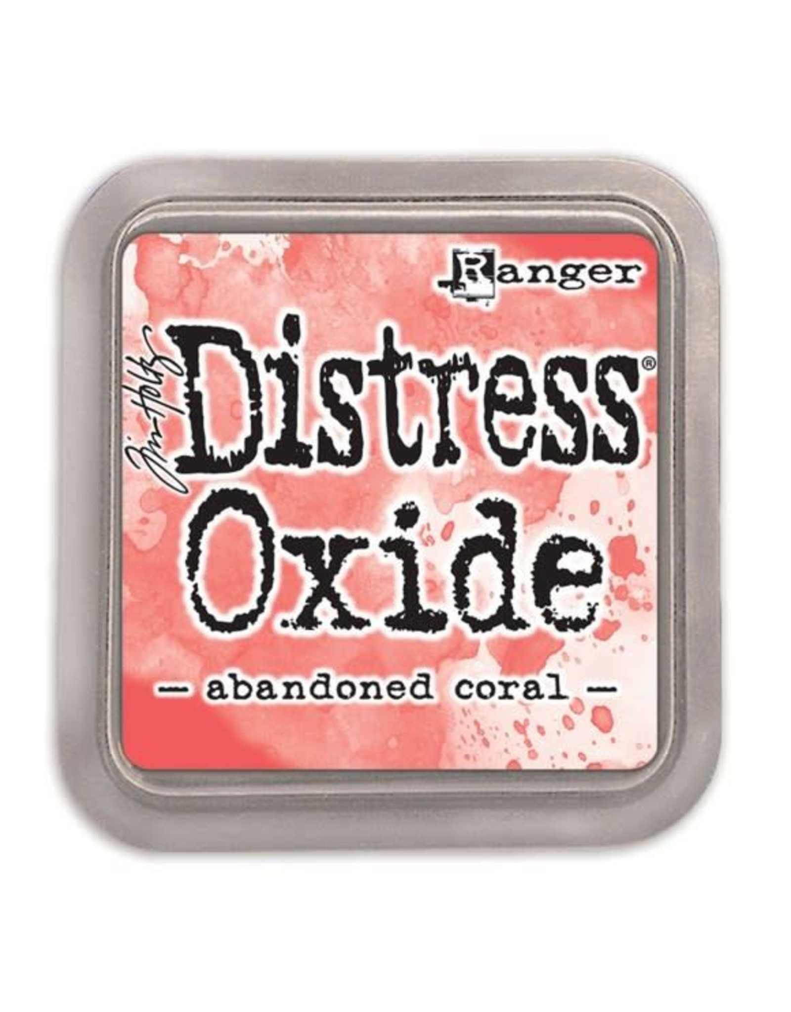 Ranger Distress Oxide Ranger Distress Oxide - abandoned coral