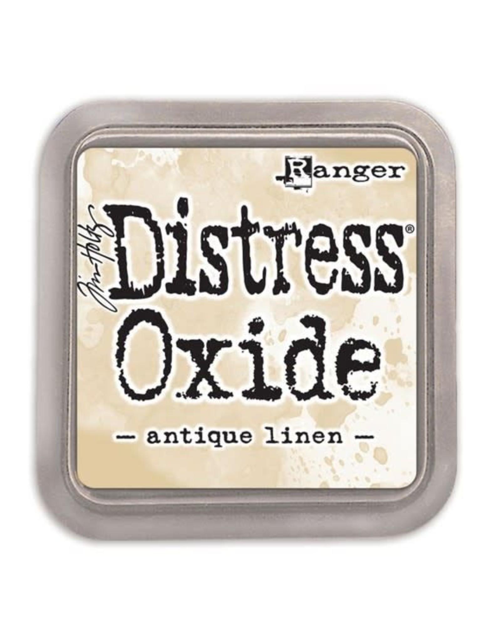 Ranger Distress Oxide Ranger Distress Oxide - antique linen
