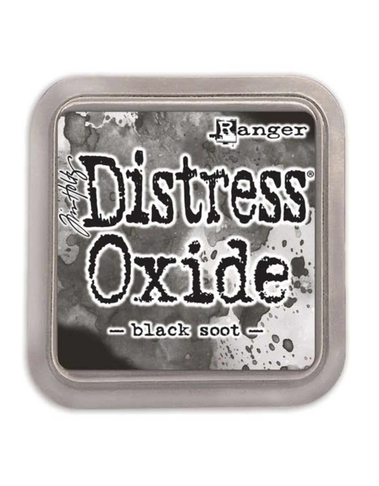 Ranger Distress Oxide Ranger Distress Oxide - black soot