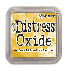 Ranger Ranger Distress Oxide - fossilized amber