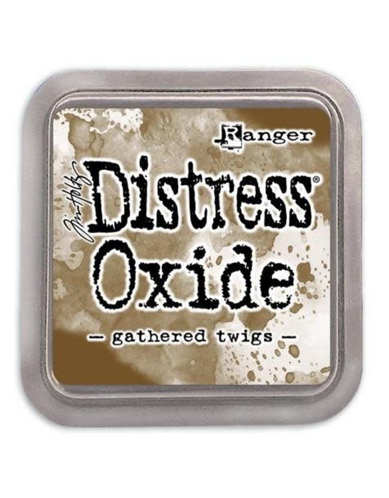 Ranger Distress Oxide Ranger Distress Oxide - gathered twigs