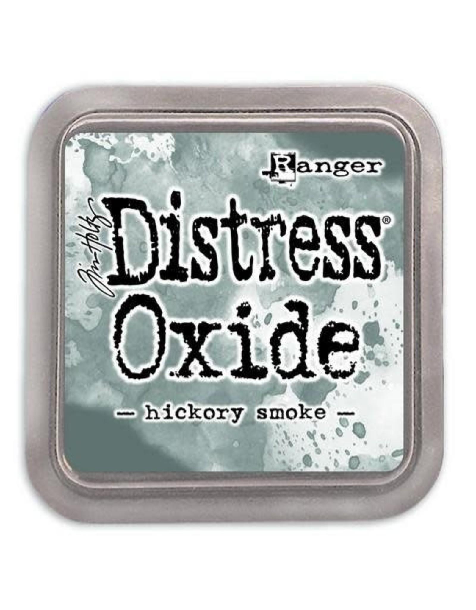 Ranger Ranger Distress Oxide - hickory smoke