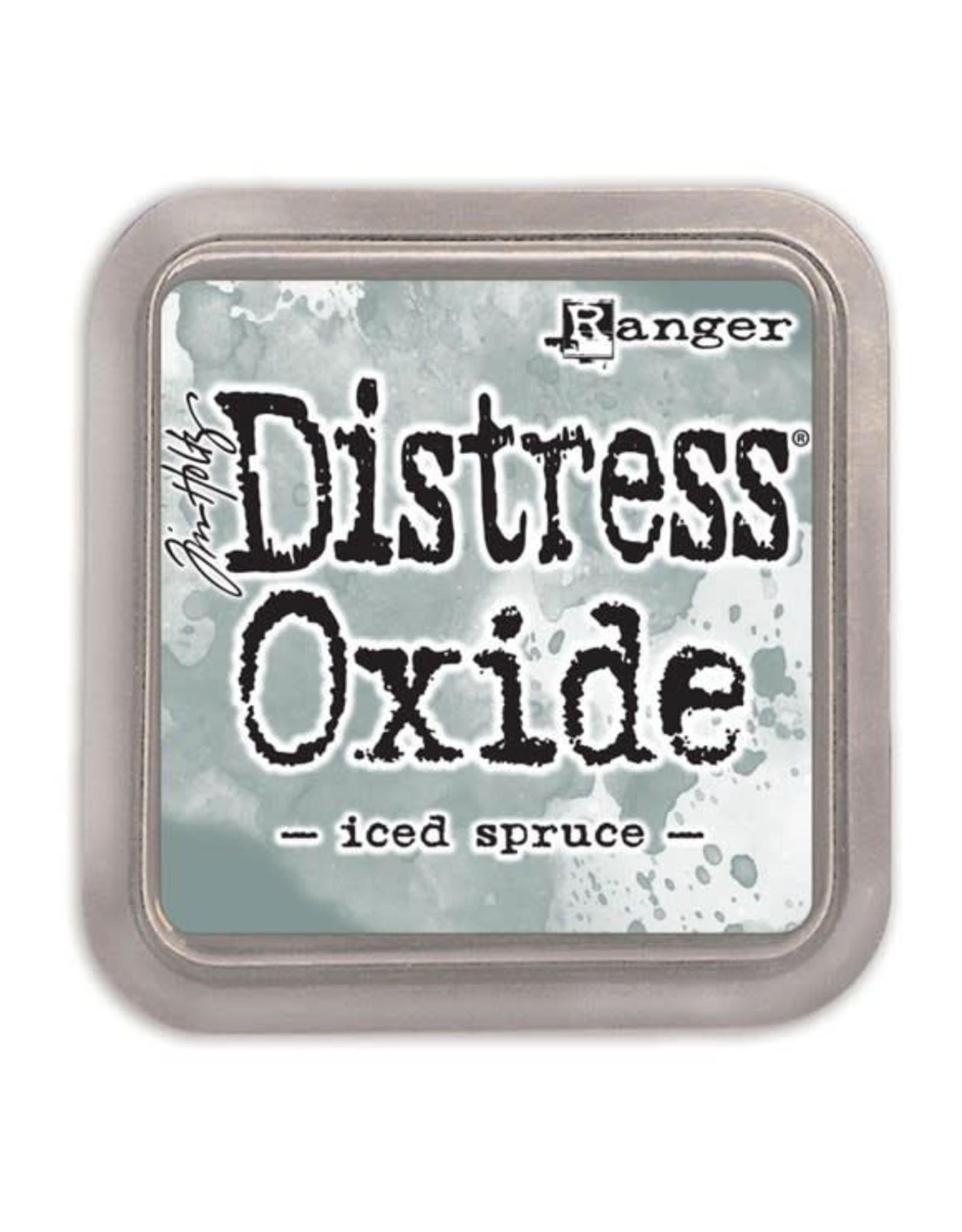 Ranger Distress Oxide Ranger Distress Oxide - iced spruce