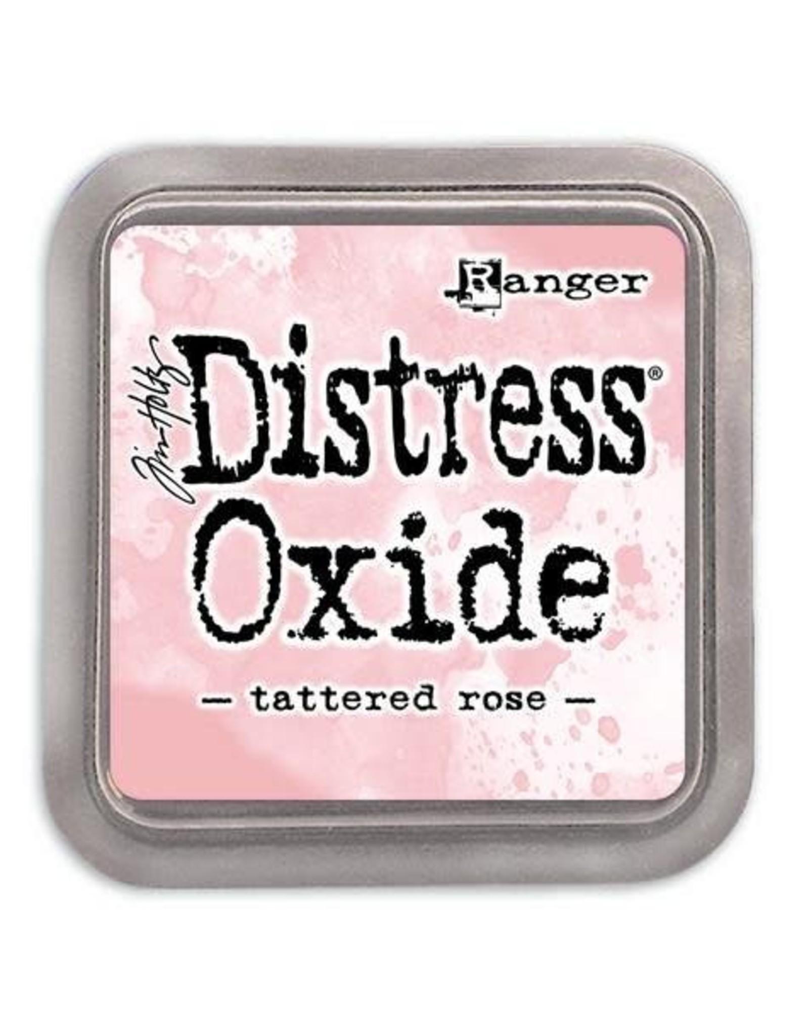 Ranger Distress Oxide Ranger Distress Oxide - tattered rose