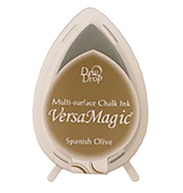 Versa Magic Dew Drop Versa Magic inktkussen Dew Drop Spanish Olive