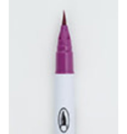 ZIG clean color real brush dark pink 027