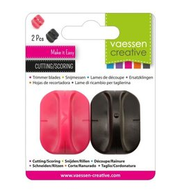 Vaessen Creative Vaessen Creative trimmerblades : cutting + scoring