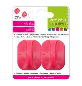 Vaessen Creative Vaessen Creative trimmerblades x2