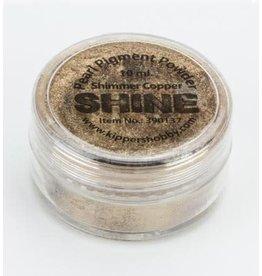 Shine pearl pigment powder Shimmer copper
