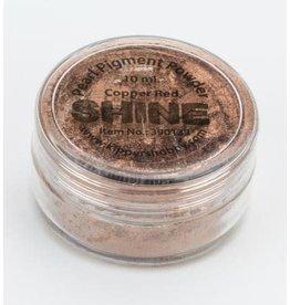 Shine pearl pigment powder Copper red
