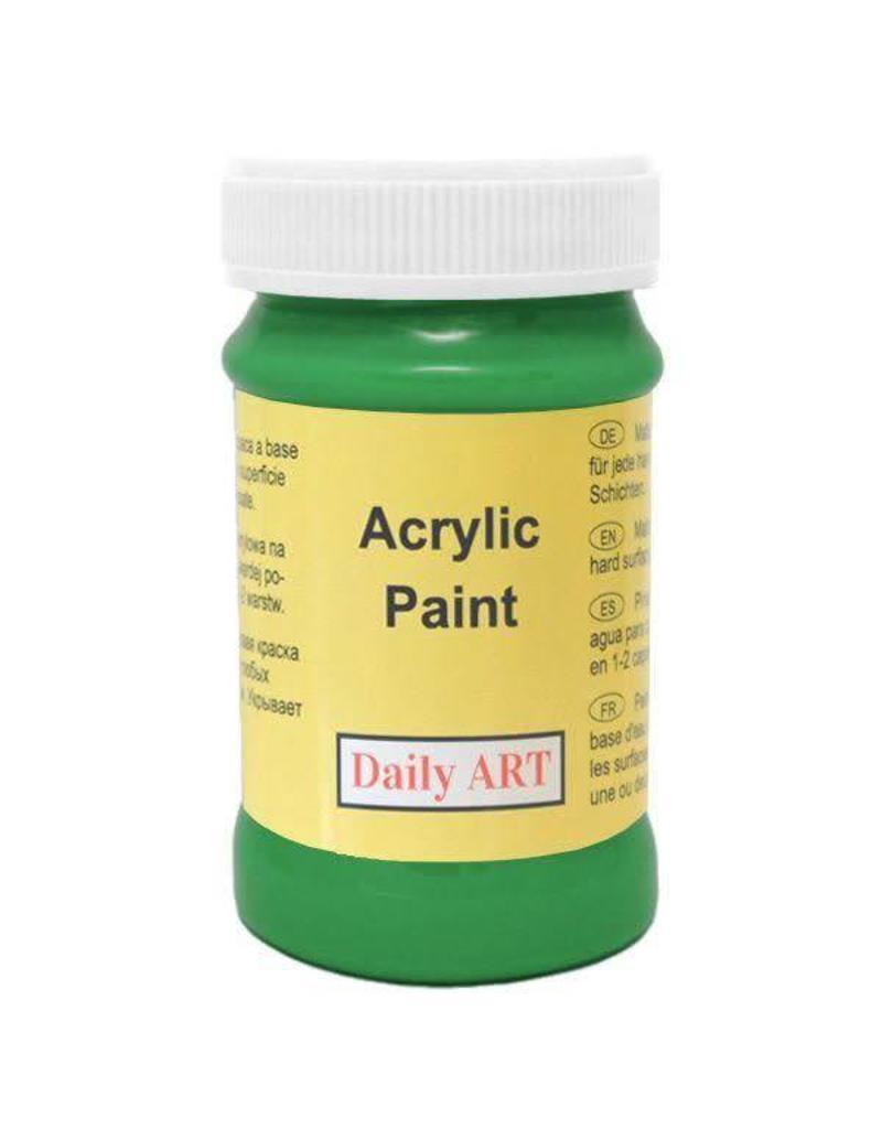 Daily Art acrylic paint jar 50 ml Nettle Leaf