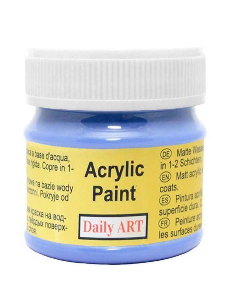 Daily Art acrylic paint jar 50 ml Royal Blue