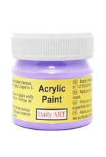 Daily Art acrylic paint jar 50 ml Pale Iris