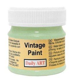 Daily Art Vintage Paint jar 50 ml Dusty Green