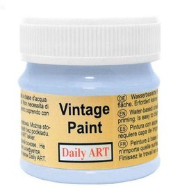 Daily Art Vintage Paint jar 50 ml Morning Blue