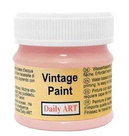 Daily Art Vintage Paint jar 50 ml Desert Rose