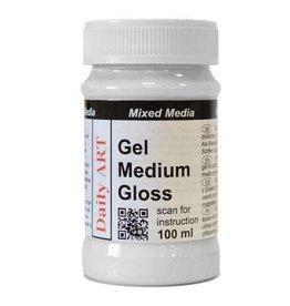 Daily Art Gel Medium Gloss jar 100 ml