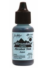 Adirondack Adirondack alcohol ink open stock lights aqua