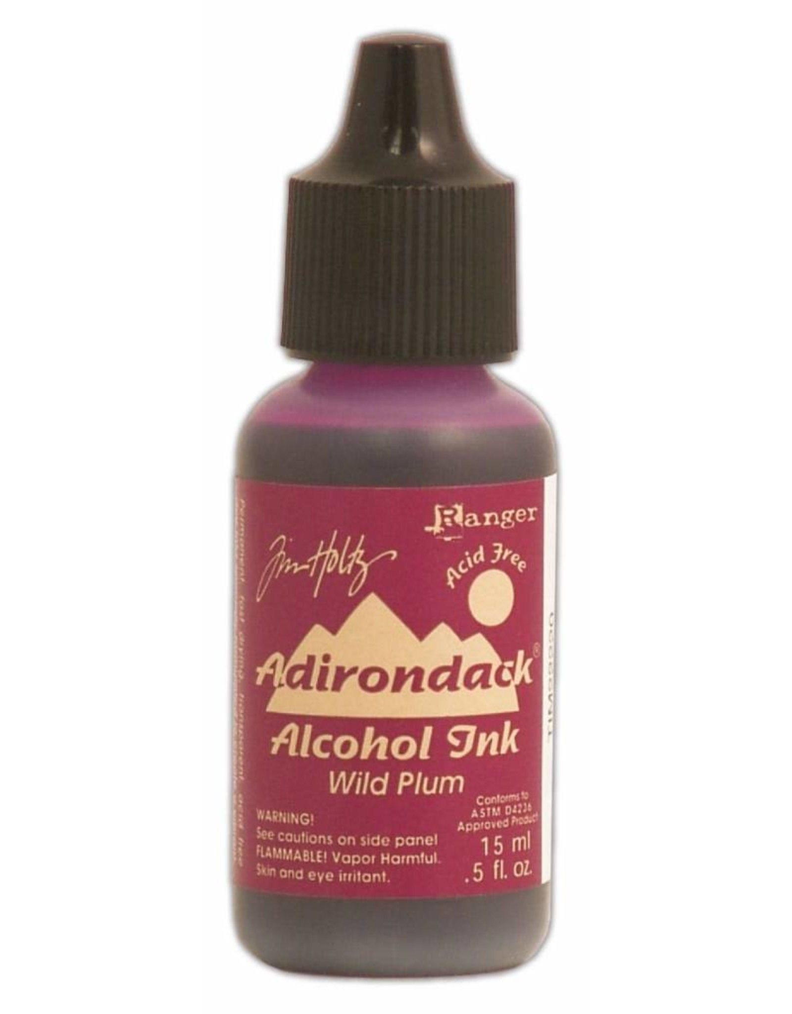 Adirondack Adirondack alcohol ink open stock earthones wild plum