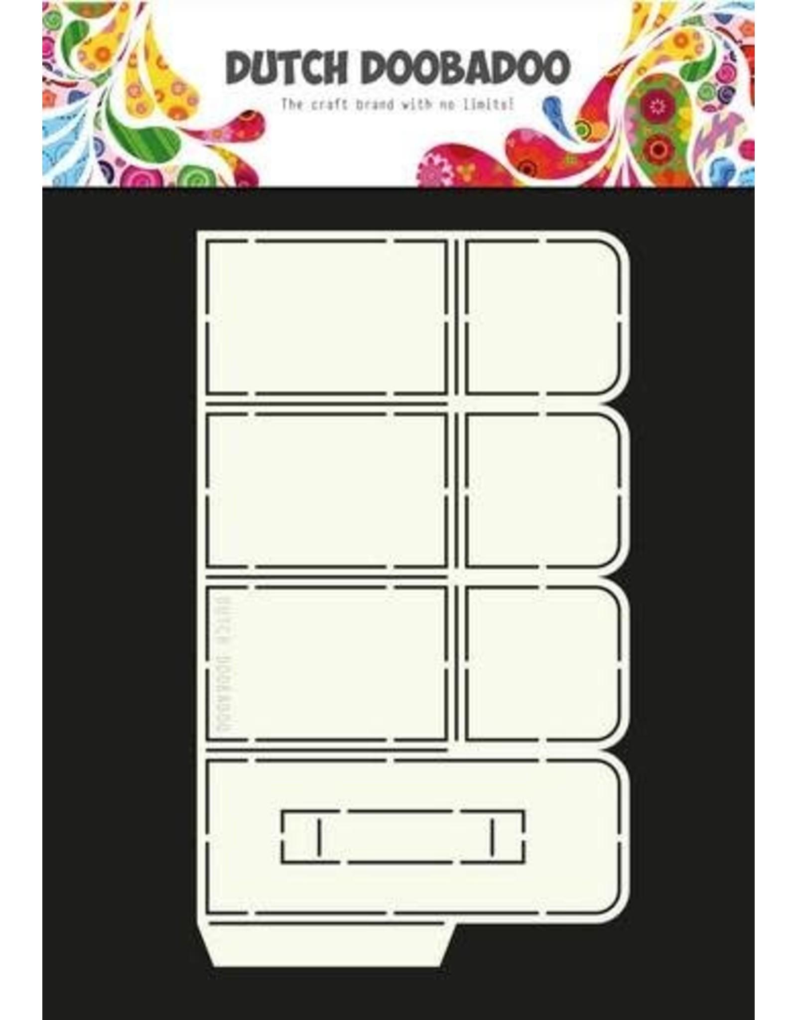 Dutch Doobadoo Dutch Box Art Popup Box 470.713.047 A4
