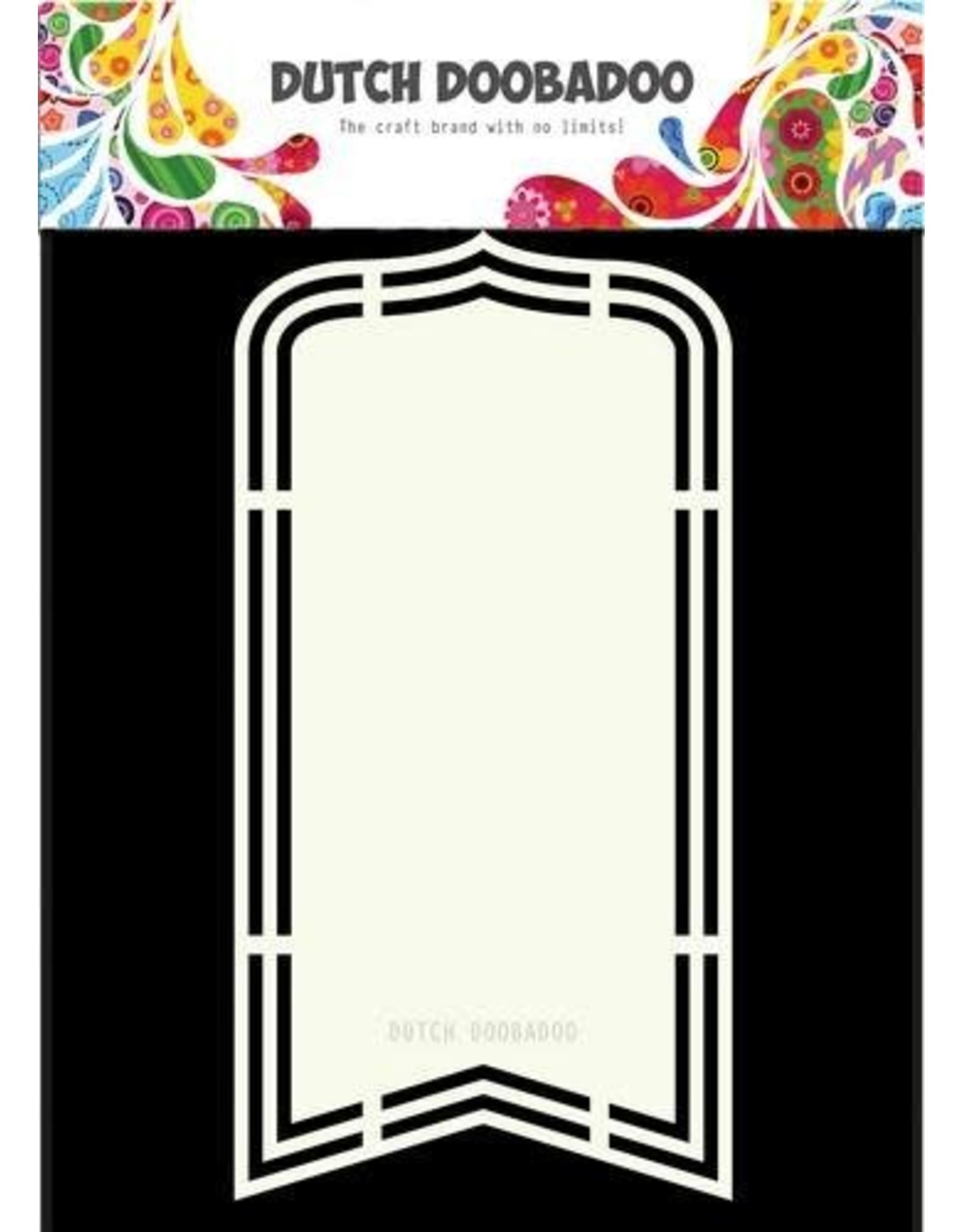 Dutch Doobadoo Shape Art Dutch Doobadoo Dutch Shape Art Bookmark 2 470.713.165 A5