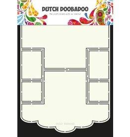 Dutch Doobadoo Dutch Card Art Scallop Edge 470.713.671 A4
