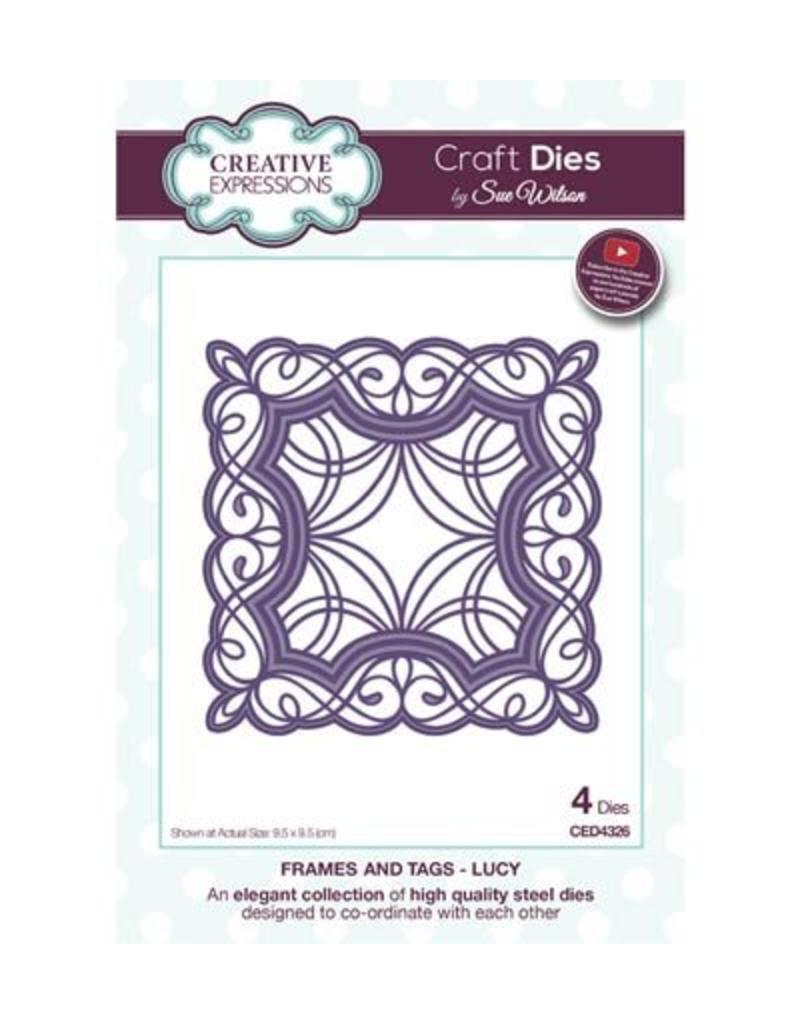 Creative Expressions Creative Expressions craft dies Lucy CED4326