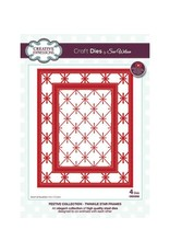 Creative Expressions Creative Expressions  Festive Collection Twinkle Star Frames CED3092