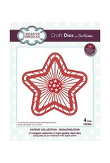 Creative Expressions Creative Expressions Festive collection Radiating Star CED3094