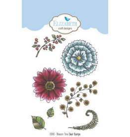 Elizabeth Craft Designs Elizabeth Craft Designs Blossom time clear stamps CS043