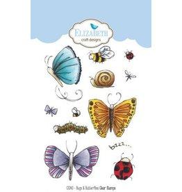 Elizabeth Craft Designs Elizabeth Craft Designs Bugs & Butterflies CS040