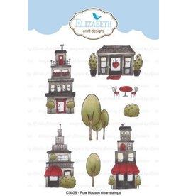 Elizabeth Craft Designs Elizabeth Craft Designs Row Houses CS038