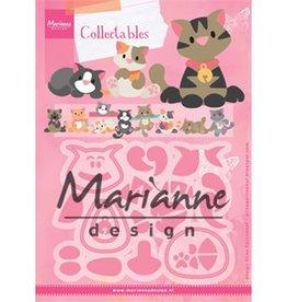 Marianne Design Collectable Eline's kitten COL1454