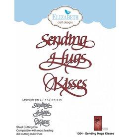Elizabeth Craft Designs Elizabeth Craft Designs dies Sending Hugs Kisses 1304