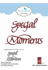 Elizabeth Craft Designs Elizabeth Craft Designs dies Special moments 1305