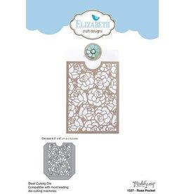 Elizabeth Craft Designs Elizabeth Craft Designs  dies  Rose Pocket 1327