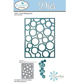 Elizabeth Craft Designs Elizabeth Craft Designs Circle Background 1262