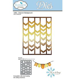 Elizabeth Craft Designs Elizabeth Craft designs dies Chevron Background 1260