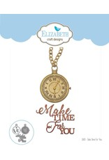 Elizabeth Craft Designs Elizabeth Craft Designs dies Take Time For You 1470