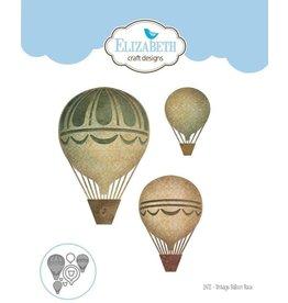 Elizabeth Crafts Design dies Vintage Balloon Race 1472